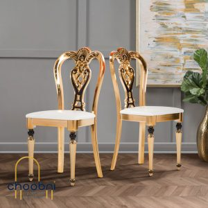 صندلی پلیمری مدل کیانا