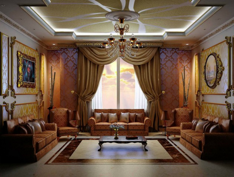 خانه لاکچری عربی
